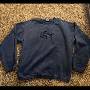 Vintage Krispy Kreme sweatshirt pullover top